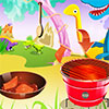 Grilled Salmon A Free Education Game