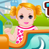 Baby in Theme Park A Free Adventure Game