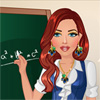 Last Minute Makeover - Teacher A Free Dress-Up Game