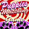 Cute pairs game to train your memory. Match the cute little puppies into pairs. Great for kids that love dogs.