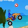 Tropical ATV Race