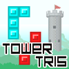 TowerTris is a game about stacking falling blocks to create a mighty tower! Though TowerTris may have a 3D look, I assure you that no polygons were harmed in the making of this game.