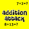 Addition Attack A Free Action Game