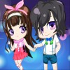 Super Cute Lovers A Free Dress-Up Game