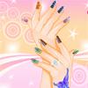 Polka Nails