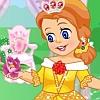 Baby Princess Dress Up Game