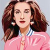 Celine Dion Dressup