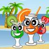 Funny Fruit Coctails