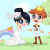 Wedding Prince and Princess