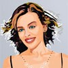 Kylie Minogue Dressup A Free Dress-Up Game