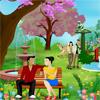 Lovers Garden