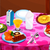 The most important meal of the day is breakfast! And if you about to have a long day of hiking and camping, then you`re going to want to eat a hearty breakfast! Invite your camping friends to your table so no one gets out in the wilderness without a full belly of energy!