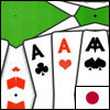??? ??? ????? (Aces Up Solitaire) A Free Casino Game