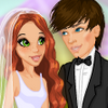 Trying on Wedding Dress A Free Dress-Up Game