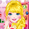 Girls, Barbie is a fashion icon and her street style is very special. So let`s discover her stye, give her some ideas about what she should wear today and enjoy this Barbie game.