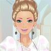 Barbie Waitress A Free Dress-Up Game