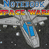 Notebook Space Wars A Free Action Game