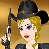 Voguish Cowgirl Dressup A Free Dress-Up Game