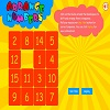 Arrange Numbers Blocks A Free Education Game
