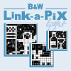 B&W Link-a-Pix Light Vol 1 A Free BoardGame Game