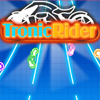 Tronic Rider A Free Action Game