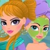 Elements Makeover: Wind Princess A Free Dress-Up Game
