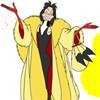 Cruella de Vil Color A Free Other Game