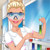 Last Minute Makeover - Scientist A Free Dress-Up Game