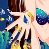 Dazzling Mermaid Nails A Free Dress-Up Game