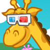 Jane Care Baby Giraffe A Free Dress-Up Game