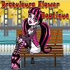 Draculaura Flower Boutique
