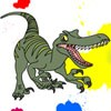 Dinosaur Color A Free Other Game