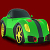 Faster and colorful  car coloring A Free Customize Game