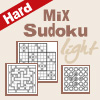 Mix Sudoku Light Vol 2 A Free BoardGame Game