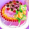 Beautiful Chocolate Cake A Free Dress-Up Game