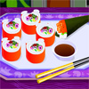 Supreme Sushi Platter A Free Dress-Up Game
