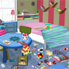 Clean Up Time A Free Dress-Up Game
