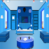Blue Room Escape1 A Free Action Game