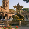 After all amazing adventures (Asha`s Adventures 1,2,3) with the help of  Magic Globe, Asha came to Rome, where the fountain, favourite by all inhabitants, was broken. Help Asha repair the broken Roman fountain