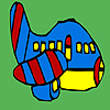 Best flying aircraft coloring A Free Customize Game