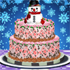 Frosty Cake A Free Dress-Up Game