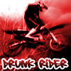 Don`t drink and ride! Especially not with a dirt bike on difficult terrain.