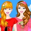 Barbie And Ellie Road Trip Prep A Free Dress-Up Game