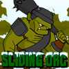 Sliding Orc A Free Action Game