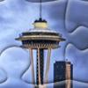 Seattle, WA Jigsaw Puzzle