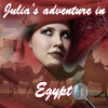 Julia's adventure in Egypt