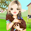 On the Farm A Free Customize Game