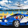 Flying Car Decoration