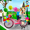 It`s your birthday, and you`re parents chipped in and got you that brand new bicycle! What would it be like? Would you want a bike with a basket and streamers? Or would you ask for a cruising bike with thick tires to roll on past the summer parties springing up now that summer has started!