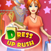 Dress Up Rush A Free Dress-Up Game